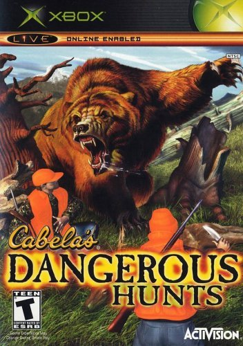 Xbox Cabela's Dangerous Hunts