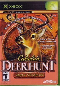 Xbox Cabela's Deer Hunt 2004 Season