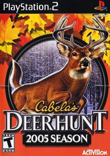 Ps2 Cabela's Deer Hunt 2005