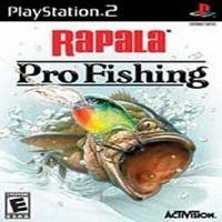 Ps2 Rapala's Pro Fishing