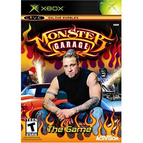 Xbox Monster Garage
