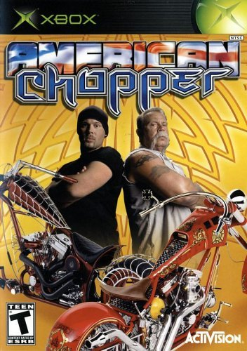 Xbox American Chopper The Game