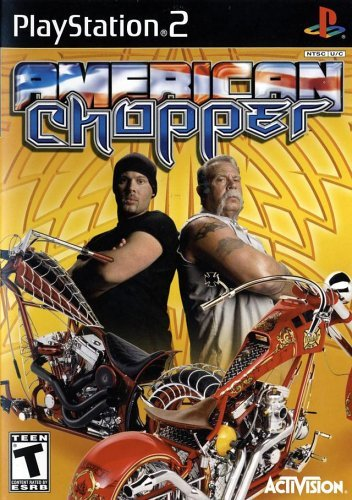 Ps2 American Chopper The Game