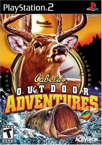Ps2 Cabela's Outdoor Adventure 6
