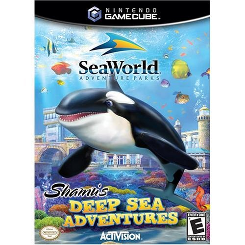 Cube Seaworld Shamu's Big Adventure