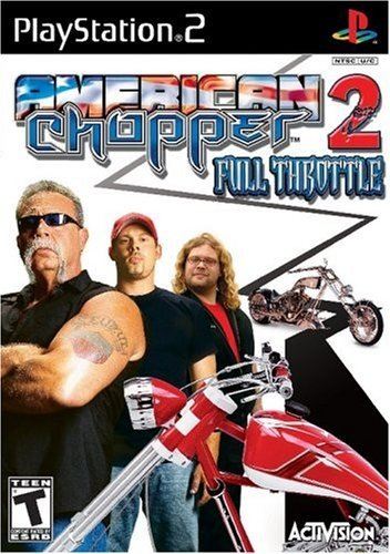 Ps2 American Chopper Full Throttle