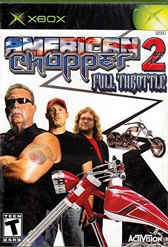 Xbox American Chopper Full Throttle