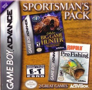 Gba Cabela's Sportsman Pack
