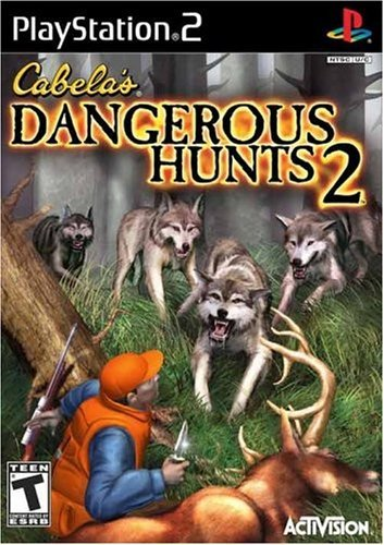 Ps2 Cabela's Dangerous Hunts 06