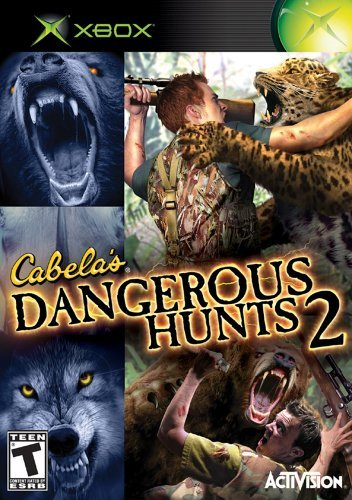 Xbox Cabela's Dangerous Hunts O6