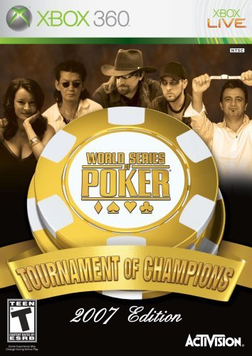 Xbox 360 Wsop Tournament Champions