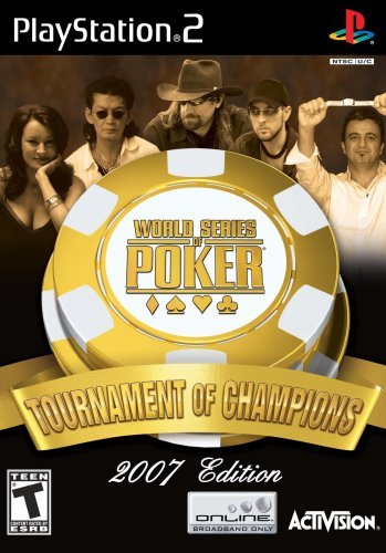 Ps2 Wsop Tournament Champions