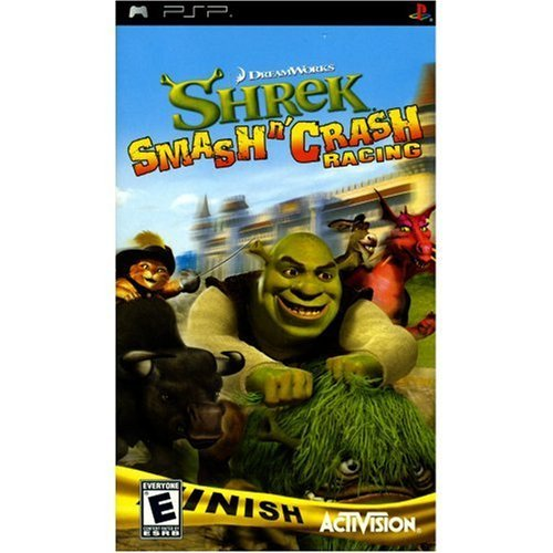 "Psp Shrek Smash ""n"" Crash"