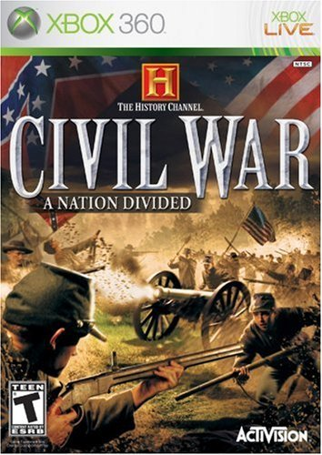 Xbox 360 History Channel Civil War
