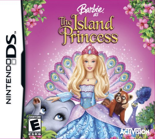 Nintendo Ds Barbie Island Princess Activision Rp