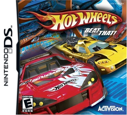 Nintendo Ds Hot Wheels Beat That Activision Rp