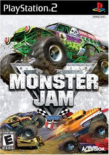 Ps2 Monster Jam Activision Rp