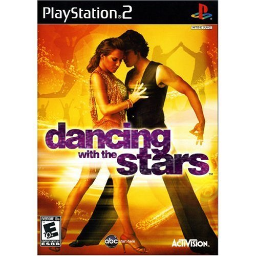 Ps2 Dancing With The Stars Activision Rp