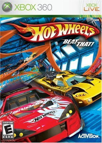 Xbox 360 Hot Wheels Beat That Activision Rp
