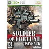 Xbox 360 Soldier Of Fortune