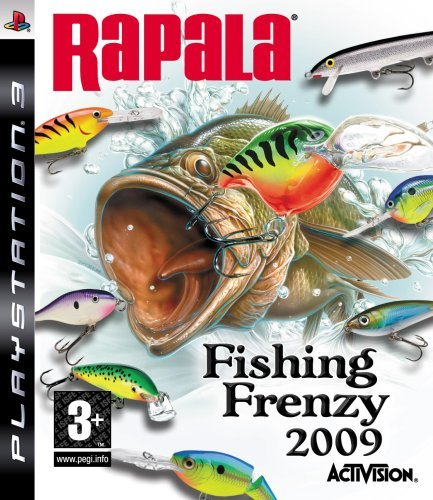 Ps3 Rapala Fishing Frenzy
