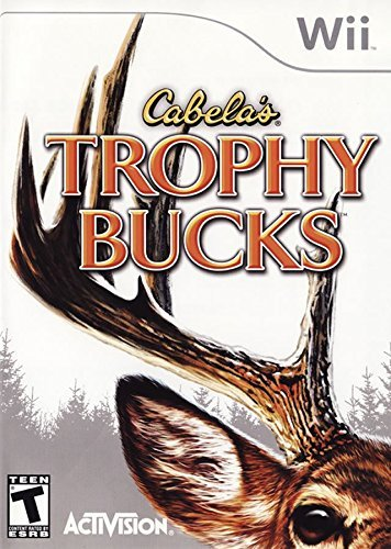 Wii Cabela's Trophy Bucks