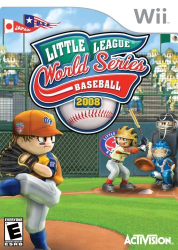 Wii Little League World Series 08 Activision E