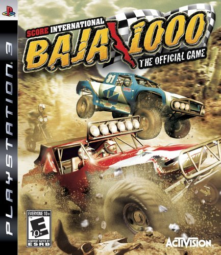 Ps3 Baja 1000 Off Road Racing