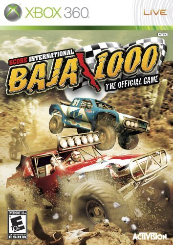 Xbox 360 Baja 1000 Off Road Racing