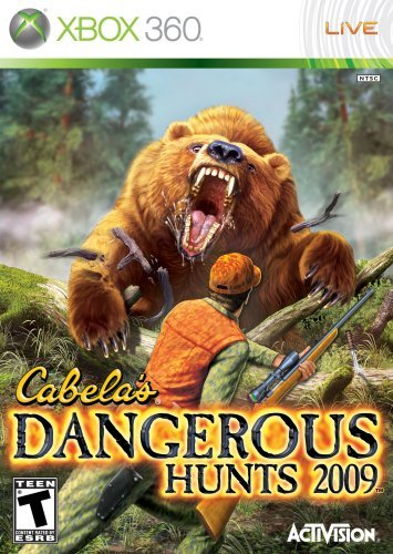 Xbox 360 Cabela's Dangerous Hunts 2009