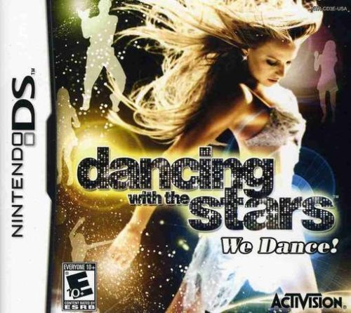 Nintendo Ds Dancing With The Stars Get Yo Activision