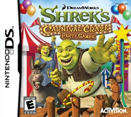 Ninds Shrek's Carnival Craze