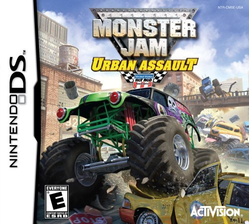 Ninds Monster Jam 2 Urban Assault
