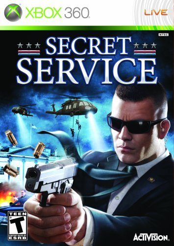 X360 Secret Service Ultimate Sacri