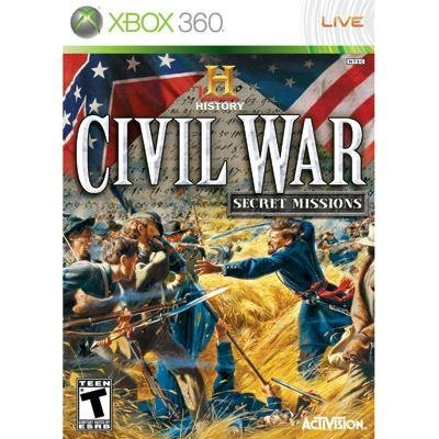 Xbox 360 History Channel Civil War Sec