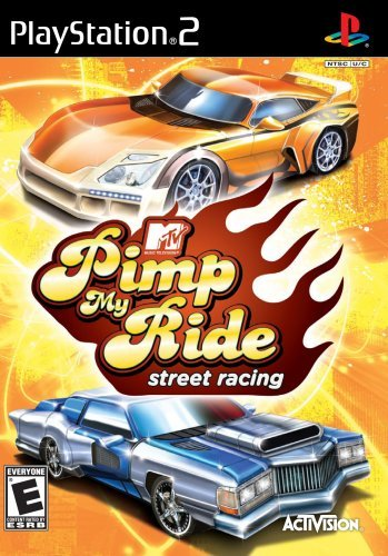 Ps2 Pimp My Ride Street Racing