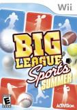 Wii Big League Sports Summer Sport