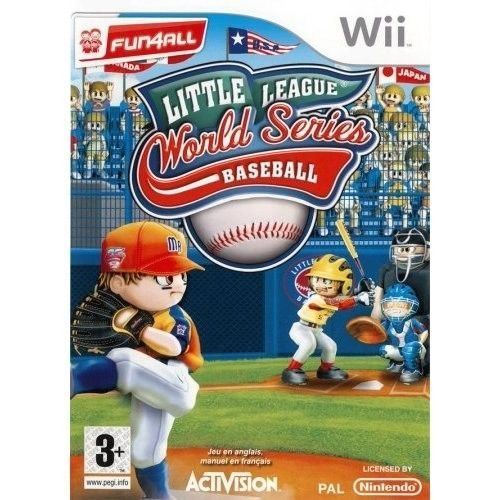 Wii Little League World Series 09