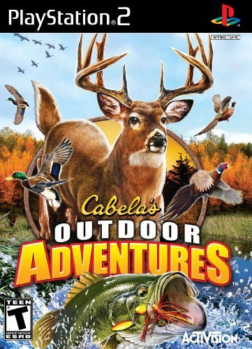 Ps2 Cabela's Outdoor Adventures 2010