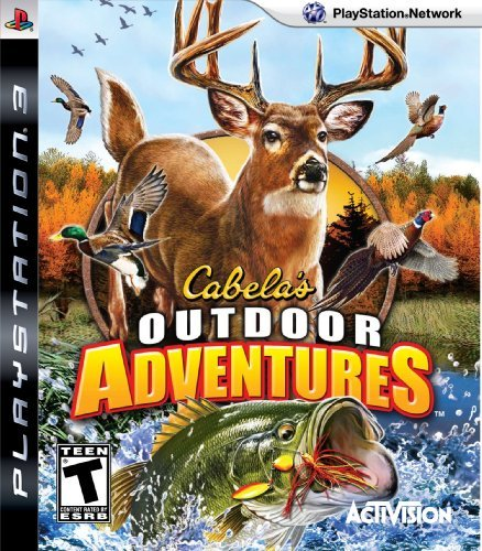 Ps3 Cabela's Outdoor Adventures 201
