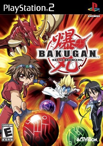 Ps2 Bakugan