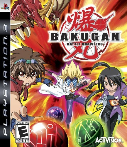Ps3 Bakugan