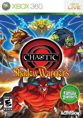 X360 Chaotic Shadow Warriors