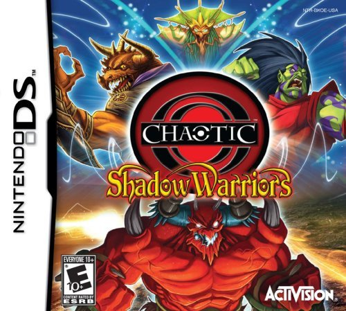Nintendo Ds Chaotic Shadow Warriors