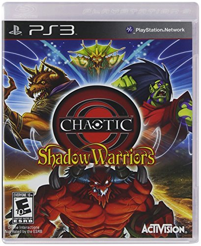 Ps3 Chaotic Shadow Warriors