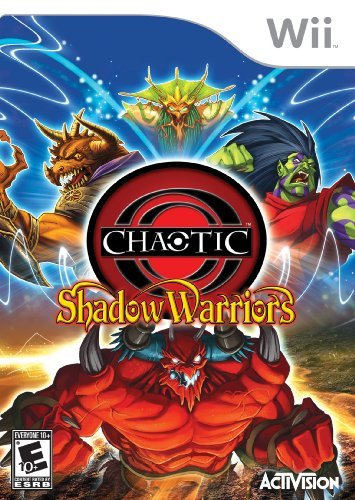 Wii Chaotic Shadow Warriors
