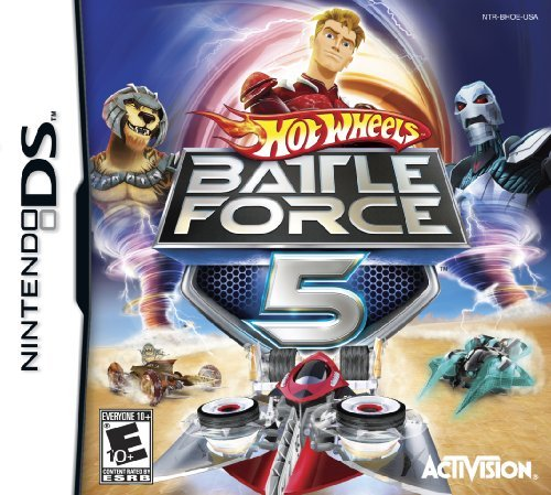 Ninds Hot Wheels Battle Force 5