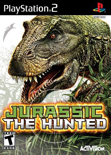 Ps2 Jurassic The Hunted