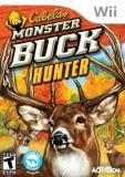 Wii Cabela's Monster Buck Software Only