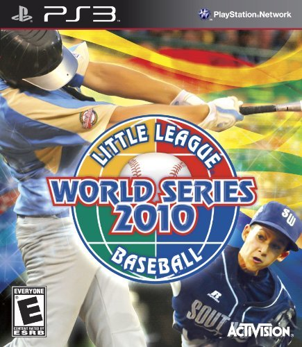 Ps3 Little League World Series 2010